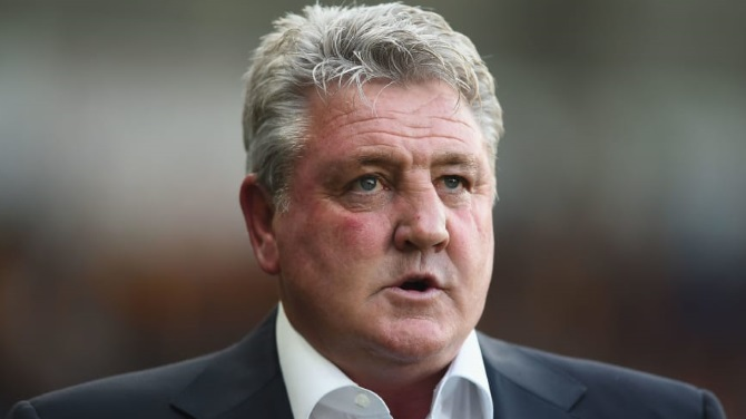 Steve Bruce Reveals Battle With Cancer