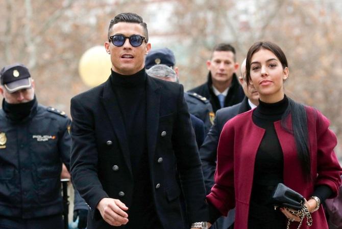 Ronaldo Fined