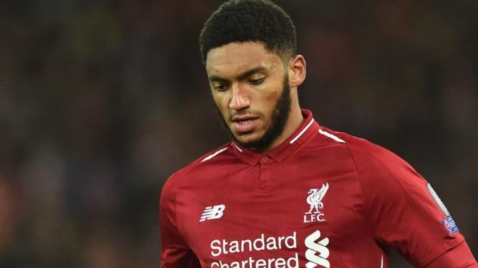 Joe Gomez Resumes Liverpool Training