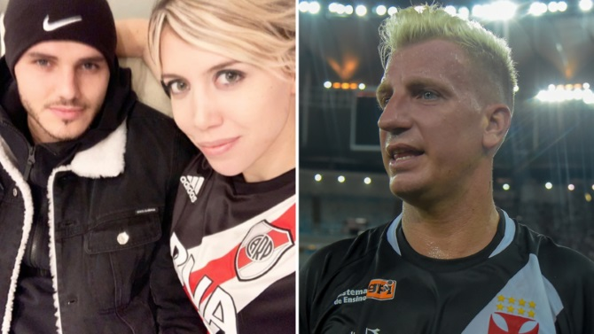 Maxi Lopez Hits Out At Icardi And Former Wife Wanda