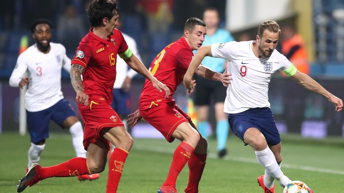 UEFA Charges Montenegro With Racial Behaviour