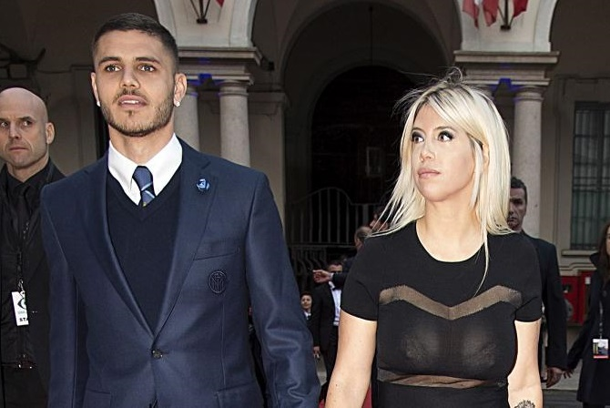 Wanda Nara: Icardi Will Renew Inter Contract