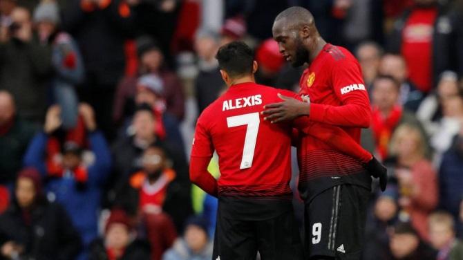 Mata and Lukaku Send United Into FA Cup Fourth Round