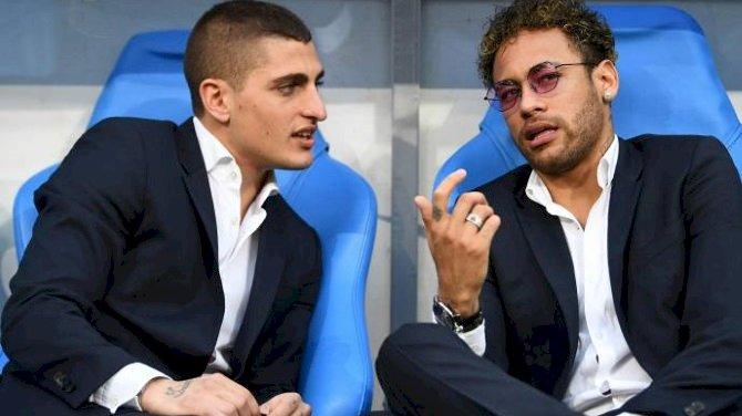 Verratti Asks PSG To Grant Neymar's Wish