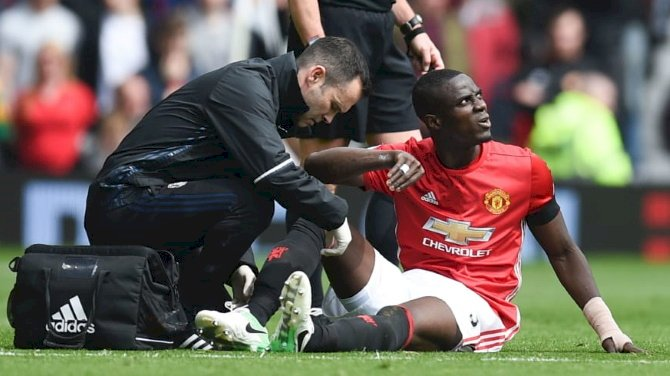 Bailly's Injury Curse Strikes Again, Defender Out For Up To Five Months