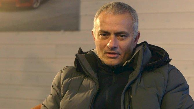 Mourinho Talks Of His Man United Career
