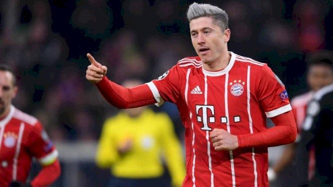 Lewandowski: Signing Sane Won't Be Enough For Bayern