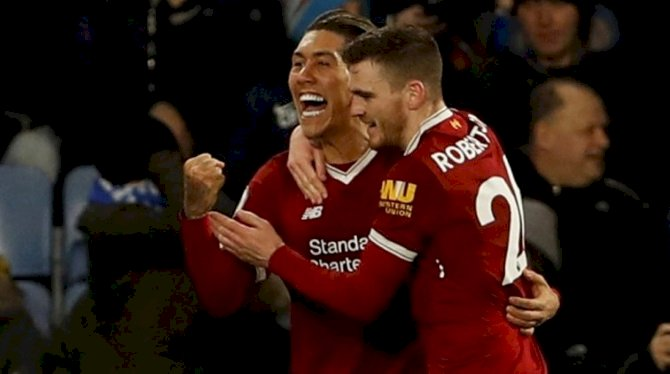 Liverpool Would Have Been Lost Without Firmino, Say Robertson