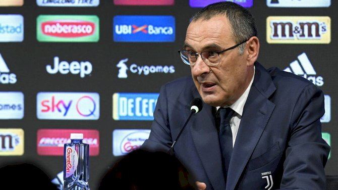 Sarri Reveals Mum's Fury For Juve Move