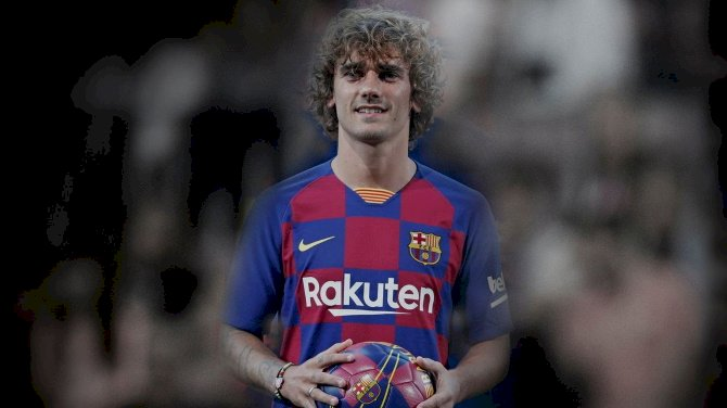 Barca Fined €300 For Illegal Griezmann Approach