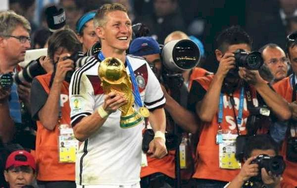 Schweinsteiger Calls Time On Football Career