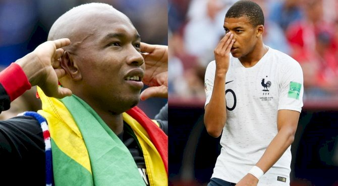 El Hadji Diouf Asks Mbappe To Leave PSG To Fulfill Ballon D'or Ambition