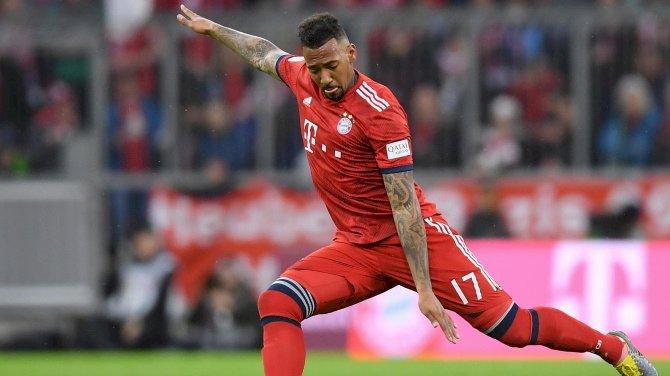Jerome Boateng Suspended For Two Bundesliga Games