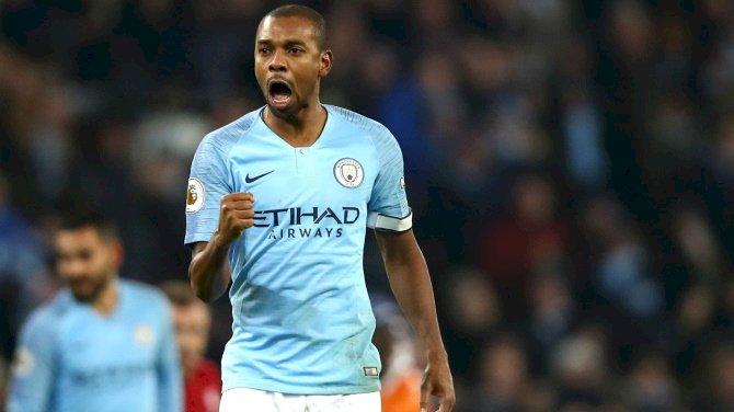 Fernandinho Backs Man City To Break Anfield Hoodoo On Sunday