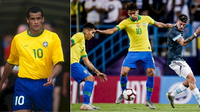 Rivaldo Angry With Brazil For Giving Lucas Paqueta Iconic Number 10 Jersey