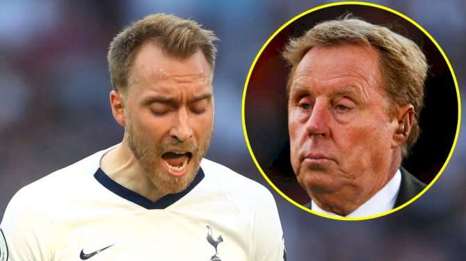 Redknapp Urges Spurs To Sanction Eriksen Sale