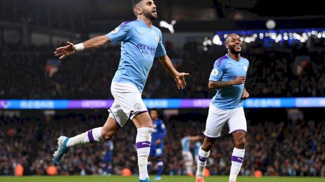 Man City Return To Winning Ways To Halt Chelsea Run