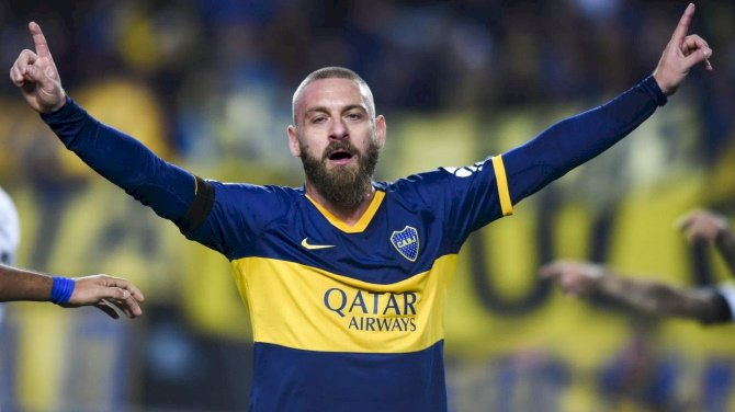 De Rossi Announces Retirement After Leaving Boca Juniors