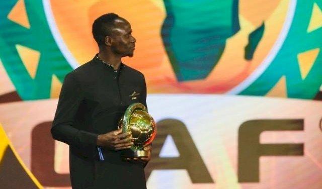 Mane Beats Salah And Mahrez To Africa Best Player Award