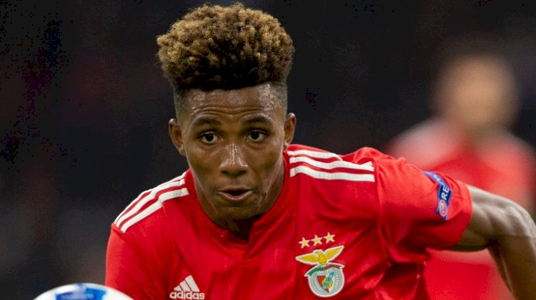 BREAKING: Spurs Complete Loan Move For Gedson Fernandes From Benfica