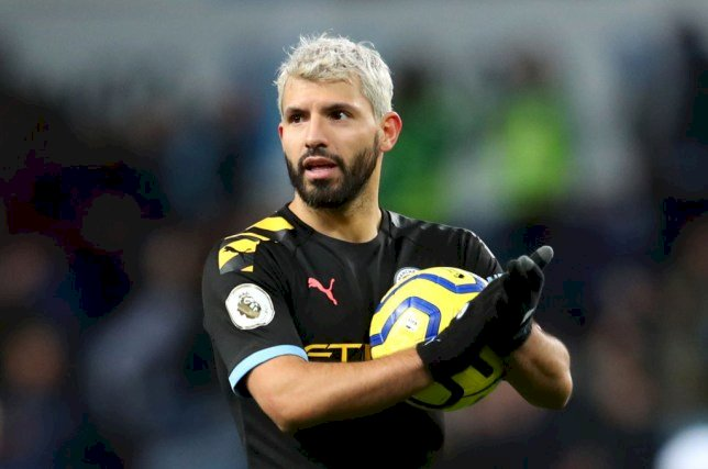 Guardiola: Aguero Is A Gifted Goal Scorer