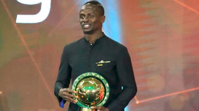 Mane Apologises For Missing Player Of The Year Parade In Senegal