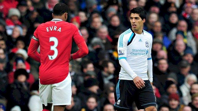 Evra Reveals Liverpool Apology Over Suarez Racism Incident