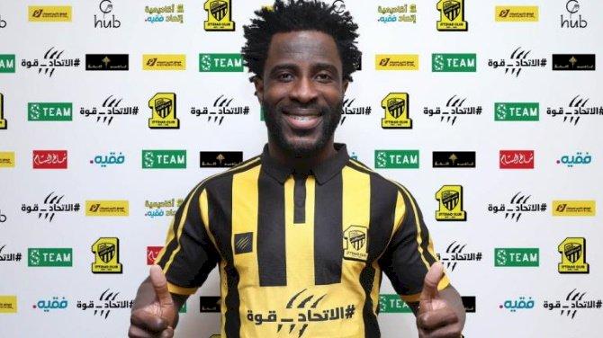 Wilfried Bony Joins Al-Ittihad In Saudi Arabia