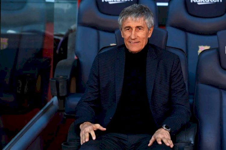 Setien: Barcelona Are Moving In The Right Direction Despite Athletic Bilbao Loss