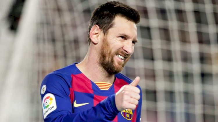 Guardiola Wants Messi To Retire At Barcelona