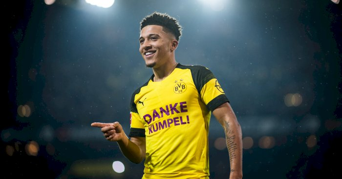 Jadon Sancho One Of The Best Young Players In The World – Carragher
