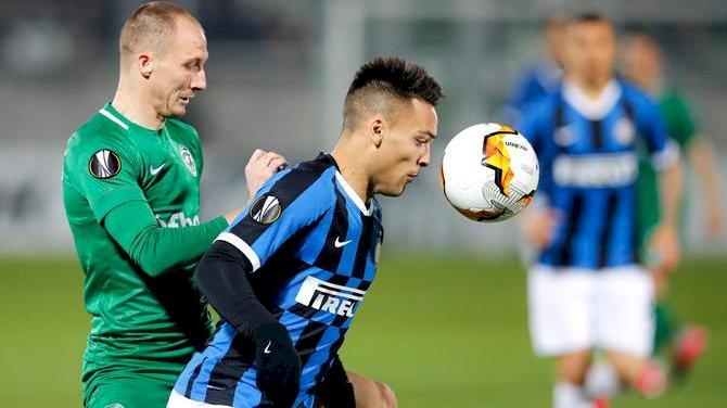 Ludogorets Raise Coronavirus Safety Concerns Ahead Of Inter Milan Game
