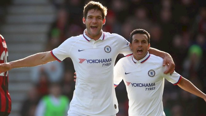 Alonso Double Nicks Point For Chelsea At Bournemouth