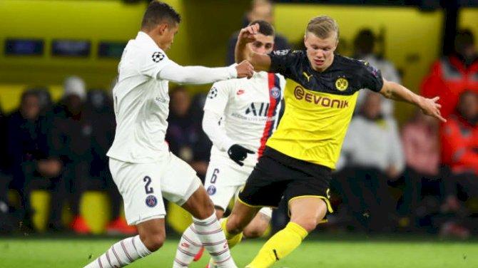 PSG Vs Dortmund To Be Played Behind Closed Doors