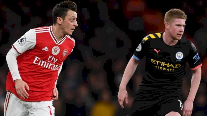 Man City vs Arsenal Called Off Over Coronavirus Fears