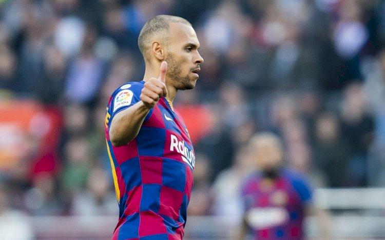 Braithwaite Backed To Shine At Camp Nou