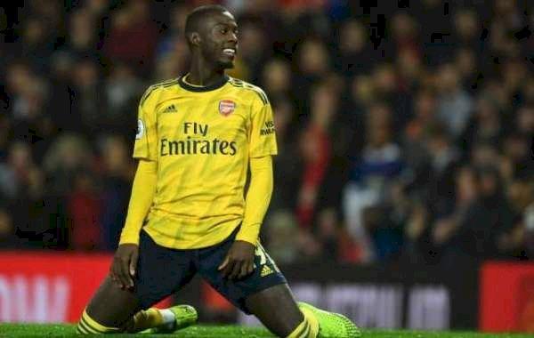 Ex-Gunner Criticizes Arsenal For Spending Whopping Amount on Pepe