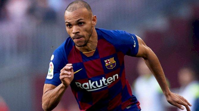 Braithwaite Revels In First Barcelona Goal