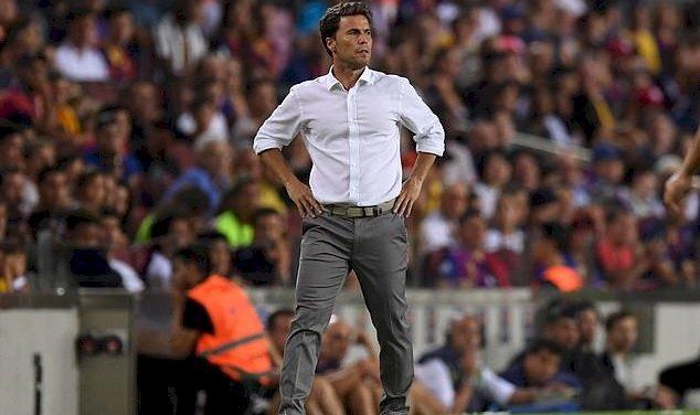 Real Betis Sack Manager Rubi After Bilbao Defeat