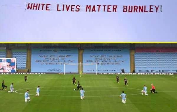 Burnley Fan Behind 'White Lives Matter' Banner Fired From Job