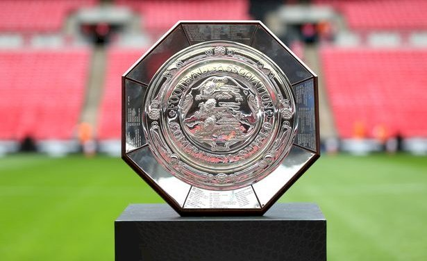 Community Shield Slated For August 29 At Wembley