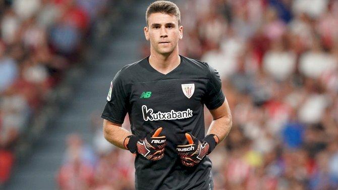 Bilbao Keeper Unai Simon Signs New Five-Year Contract