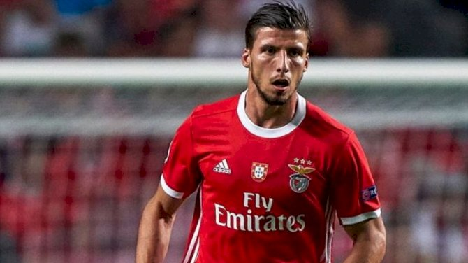 Man City Complete £62m Capture Of Ruben Dias From Benfica