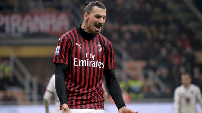 Ibrahimovic To Take Break From Penalty-Taking Duties After Latest Miss