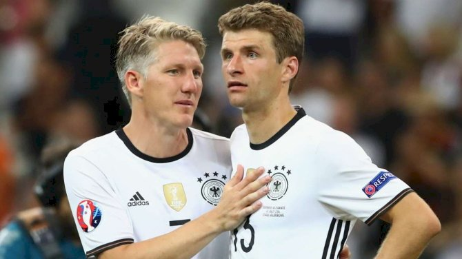 Schweinsteiger Joins Crusade For Muller And Boateng Germany Recall