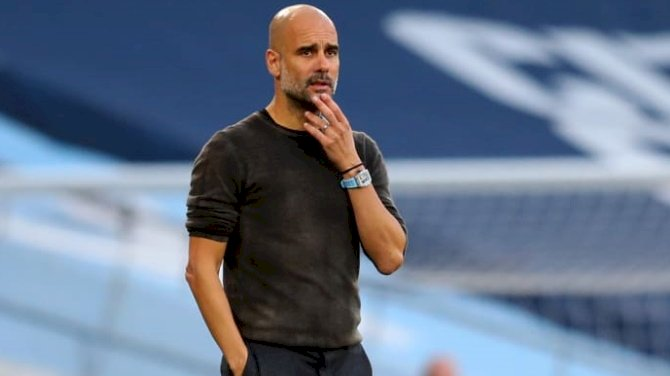 Pep Guardiola Signs New Two-Year Contract For Manchester City