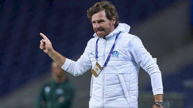 Villas-Boas Tenders In Resignation Letter Over Marseille Transfer Policy