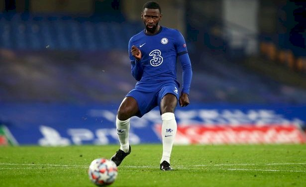 Rudiger Denies He Played Role In Lampard Sacking
