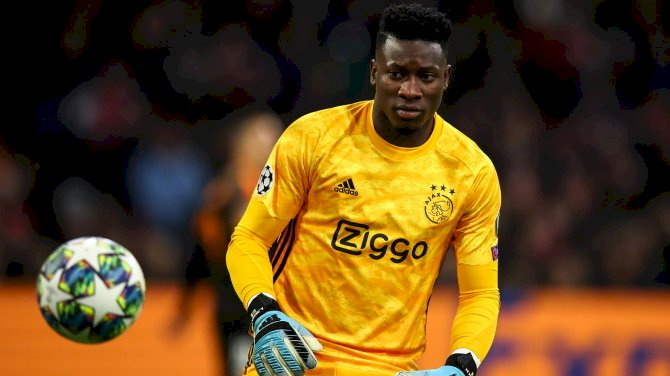 Onana Banned For 12 Months For Taking Performance-Enhancing Drugs