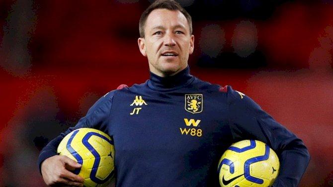 Terry Happy At Aston Villa Despite Bournemouth Links, Insists Dean Smith